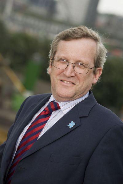 Simon Wright, ODA
