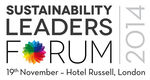 An inspiring day at Sustainability Leaders Forum 2014