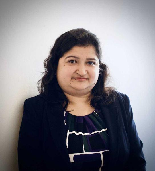 Dr Smirti Kutaula - Senior Lecturer