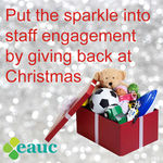 Put the sparkle into staff engagement