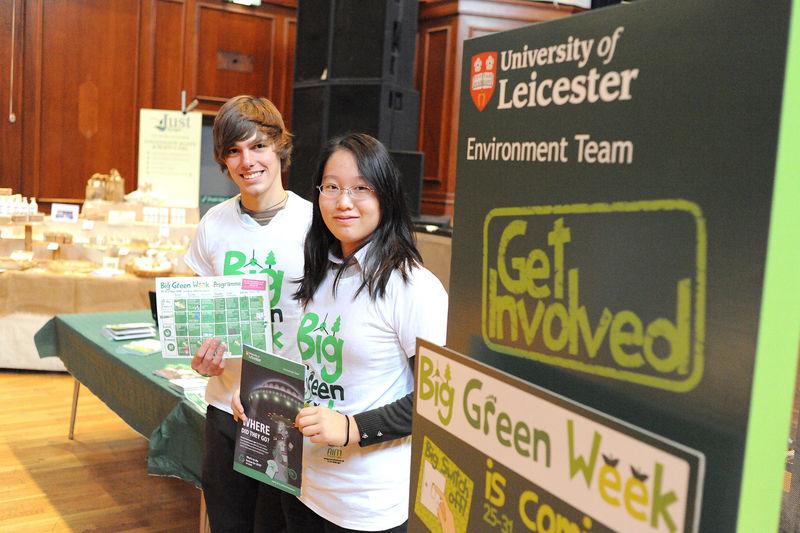 Promoting Green Week 2011