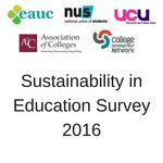 Sustainability in Education Survey 2016 Launched