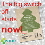 The big switch off at Christmas