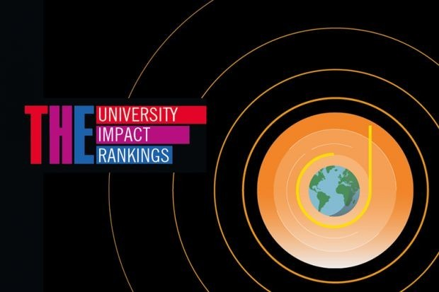 Results Announced: THE University Impact Rankings 2019