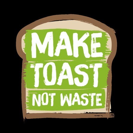 WRAP's Make Toast Not Waste Campaign starts today!
