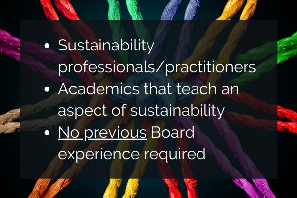 Seeking New Trustees - Join our Board 2021