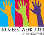 Trustee Week 2013 - thank you to our EAUC Board of Trustees