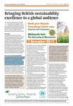 Bringing British sustainability excellence to a global audience image #1