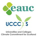 EAUC Scotland launch university carbon management plan project