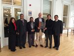 The University of Malaysia Sabah collaborates with the EAUC