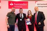 UniGreenScheme wins �15,000 in Santander annual business competition