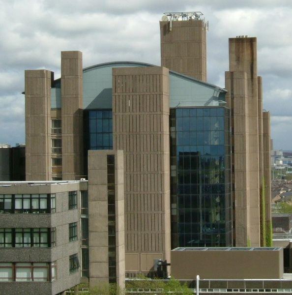 University of Glasgow before