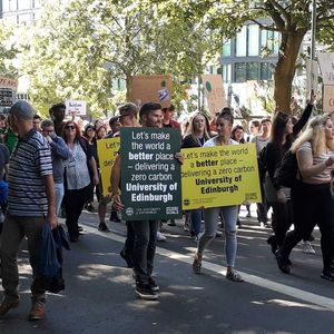 Global Climate Strikes - a change in the tide