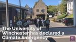 University of Winchester declares climate emergency image #1