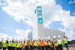 Energy scheme officially opened at £330 million Northampton University campus image #1