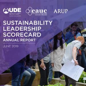 Sustainability Leadership Scorecard - Annual Report 2019
