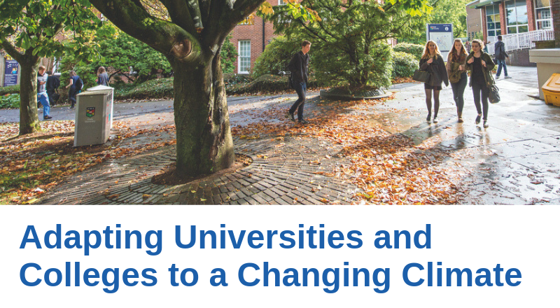 Adapting to a Changing Climate - New Resources Launched