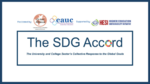 SDG Accord reporting open for 2019
