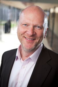 Iain Patton, CEO